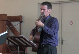 Sermon: Covenant Baptism (French)