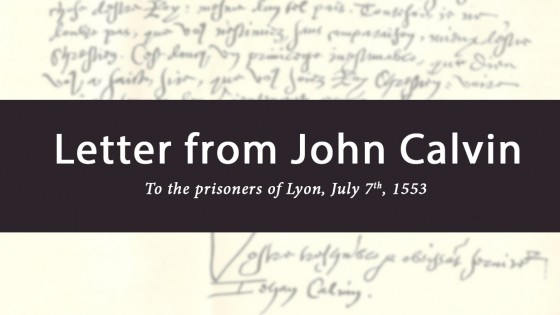 To the Prisoners in Lyon, France