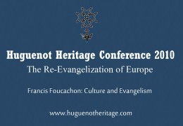 Culture and Evangelism | Francis Foucachon