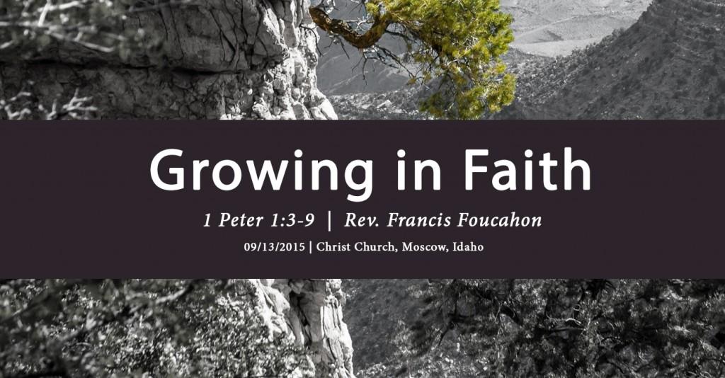 sermon - faith